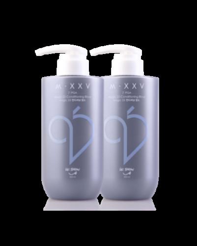 滋養潤髮乳兩瓶